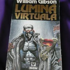 Lumina virtuala - William Gibson (5001