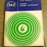 Tectitele- mesageri extraterestri - Florin Zaganescu(1138)