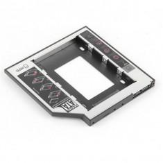 Adaptor HDD Caddy pentru laptop 2.5 SATA