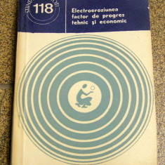 Carol Manitiu - Electroeroziunea factor de progres tehnic si economic(1092)