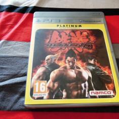 Joc Tekken 6, PS3, original, alte sute de jocuri! - Jocuri PS3 Altele, Actiune, 12+, Multiplayer