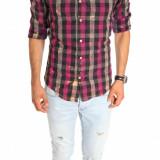 Camasa tip Zara  - camasa barbati - camasa slim - camasa fashion - cod 6665