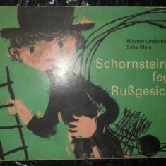 SCHORNSTEIN FEGER RUSSGESICHT- W. LINDERMANN - CARTE COPII IN LIMBA GERMANA - Carte in germana