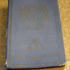 Catalog vechi Michel's Briefmarken-Katalog Europa 1942(1174)