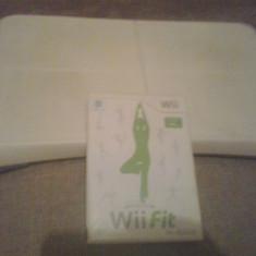 Placa Wii Fit Ballance Board + Joc Wii Fit, Controller move