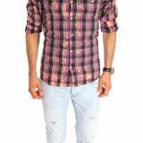 Camasa tip Zara  - camasa barbati - camasa slim - camasa fashion - cod 6663