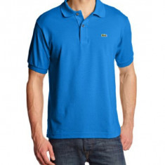 Tricou Polo Lacoste culoare deosebita 5 (L) si 6 (XL) - Tricou barbati, Marime: L, Culoare: Din imagine, Maneca scurta