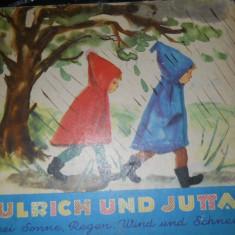 ULRICH UND JUTTA - HILDERGARD GERBETH - CARTE COPII IN LIMBA GERMANA - Carte in germana