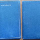 B. M. Poch Duco , Peregrinari marine ,1938 , ed. 1 cu autograf , Braila , Galati