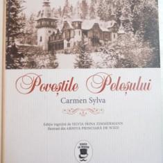 POVESTILE PELESULUI de CARMEN SYLVA, ILUSTRATII din ARHIVA PRINCIARA DE WEID, 2016 - Roman