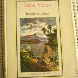JULES VERNE -INSULA CU ELICE (1602)