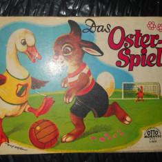 DAS OSTER SPIEL - COMPLET CARTONATA - CARTE COPII IN LIMBA GERMANA - Carte in germana