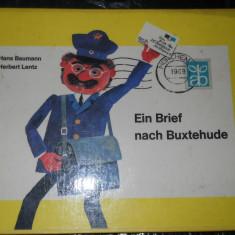 EIN BRIEF NACH BUXTEHUDE - HANS BAUMANN - CARTE COPII IN LIMBA GERMANA - Carte in germana