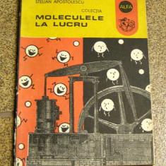Stelian Apostolescu - Moleculele la lucru(1042)