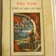 Jules Verne - 20000 de leghe sub mari(1600)