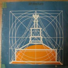 REVISTA ARHITECTURA, NR. 2, 1979
