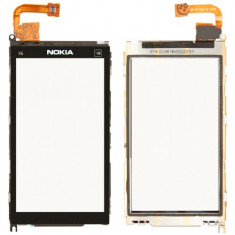 TouchScreen Nokia X6 16GB Original - Touchscreen telefon mobil