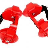 Role de calcai /Role cu 2 roti, Unisex