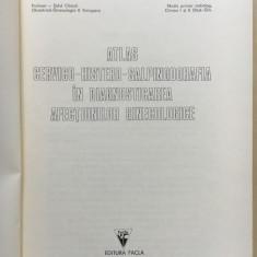 ATLAS CERVICO-HISTERO-SALPINGOGRAFIA IN DIAGNOSTICAREA AFECTIUNILOR GINECOLOGICE - Carte Obstretica Ginecologie