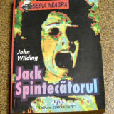 Jack Spintecatorul - John Wilding(799) - Carte in alte limbi straine
