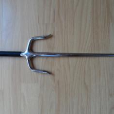 Stilet de lupta, sai japonez octogonal, trident specific artelor martiale