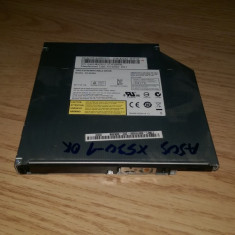 DVD-RW laptop SATA Philips DS-8A8SH de pe Asus X53U - Unitate optica laptop