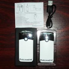 BRICHETA METALICA USB Parliament cu arc electric -plasma - Tutungerie