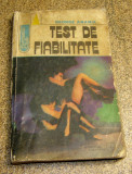 George Anania - Test de fiabilitate(599)