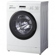 Masina de spalat rufe Panasonic NA-107CVC5WGN, 7 kg, 1000 RPM, Clasa A++, Alb, A++