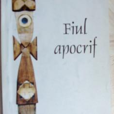 VASILE AVRAM - FIUL APOCRIF (ROMAN) [EDITURA ECCLESIA / NICULA 2005]