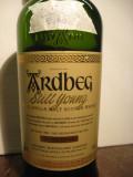 R A R  E - whisky  ardbeg still young, 1998 - 2008, cl 70 gr 56,2