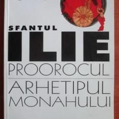 Eliane Poirot - Sfantul Ilie, proorocul. Arhetipul monahului - Carti ortodoxe
