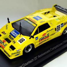 WHITEBOX Lamborghini Countach Competizione 1995 1:43 - Macheta auto Alta