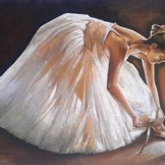 tablou picturå - balerinå 2