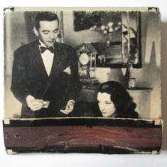 CHIBRITURI PLIC COLECTIE 80 ANI DE CINEMATROGRAFIE FRANCEZA SECVENTA FILM 1944
