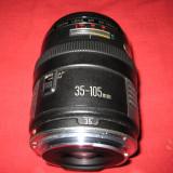 Obiectiv Canon EF 35-105mm - Obiectiv DSLR Canon, Macro (1:1), Canon - EF/EF-S