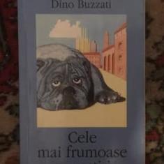 Cele mai frumoase povestiri  / Dino Buzzati