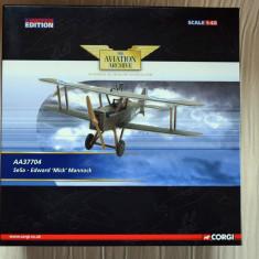 Macheta avion RAF AA37704 - CORGI scara 1:48 - Macheta Aeromodel