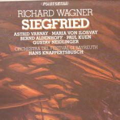 Vinil - Richard Wagner Siegfried - Muzica Opera Altele