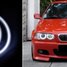 Angel Eyes SMD BMW E46 *** HIGH POWER 144+120 SMD, 3 (E46) - [1998 - 2005]