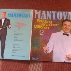 Mantovani 2 Ein Klang verzaubert disc vinyl lp muzica clasica DECCA vest Germany, VINIL, decca classics