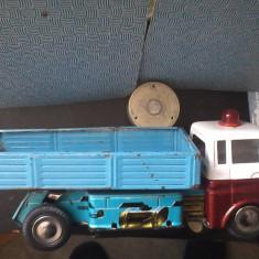 Bnk jc China - Camion - cu baterii - starea din imagine - functionala - Jucarie de colectie