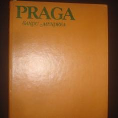 SANDU MENDREA - PRAGA * ALBUM FOTO  {format 28 x 24 cm}