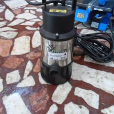 Pompa submersibila MR GARDENER 4800 l/h - Pompa gradina Mr. Gardener, Pompe submersibile, de drenaj