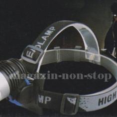 Far Bicicleta Sau Lanterna Frontala LED 3W - Accesoriu Bicicleta