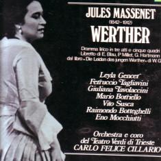 Vini -Jules Massenet Werther - Muzica House Altele, VINIL