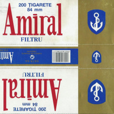 Ambalaj cartus de tigari Amiral