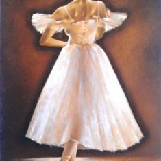 tablou picturå - balerinå 1