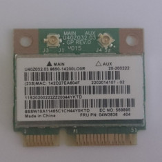 Placa Wifi Wireless BCM943142HM U40Z032.03 Lenovo M30 - 70