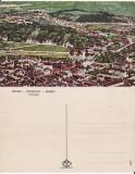 Brasov, Kronstadt  - Vedere generala-  rara, Necirculata, Printata